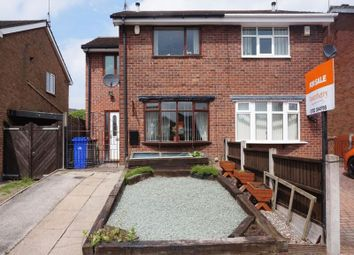 Thumbnail 3 bedroom semi-detached house for sale in Rustington Avenue, Weston Park, Stoke-On-Trent