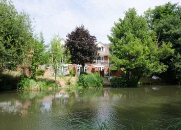 Thumbnail 5 bed terraced house for sale in Hanover Court, Riverside, Guildford