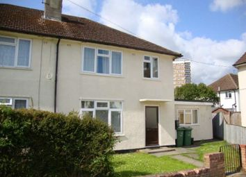 Thumbnail 1 bed flat to rent in John Buchan Road, Headington, Oxford