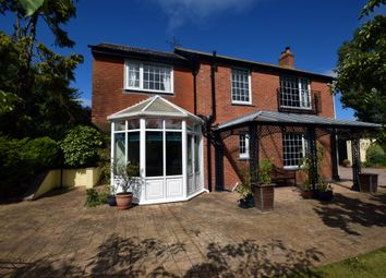 Thumbnail 4 bed detached house to rent in Clyst St. Mary, Exeter, Devon