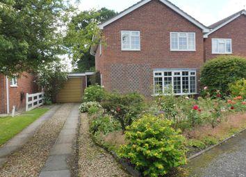 Thumbnail 4 bed detached house for sale in Pennington Green, Great Sutton, Ellesmere Port