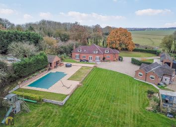 Thumbnail 4 bed detached house for sale in Friars, Braughing, Ware