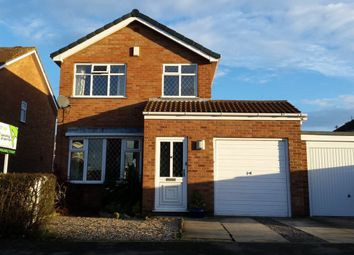 Thumbnail 3 bed detached house to rent in Orrin Close, York, North Yorkshire