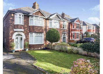 Thumbnail 3 bed semi-detached house for sale in Moughland Lane, Higher Runcorn