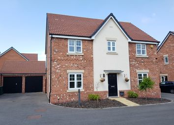 Thumbnail 4 bedroom detached house for sale in Williamsbridge Road, Bannerbrook, Coventry
