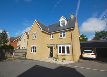Thumbnail 5 bed detached house for sale in Belgrave Place, Old Springfield, Chelmsford