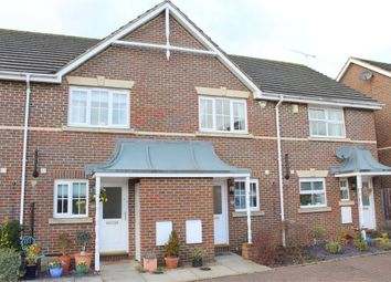 Thumbnail 2 bed terraced house to rent in Starlight Way, St Albans, Hertfordshire