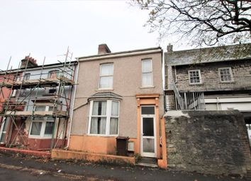 3 bed terraced house for sale in Embankment Road, Prince Rock, Plymouth, Devon PL4