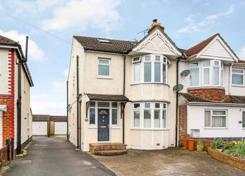 Lower Farlington Road, Farlington, Portsmouth PO6. 4 bed semi-detached house