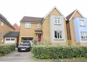 Thumbnail 4 bed detached house for sale in Merritt Way, Mangotsfield, Bristol