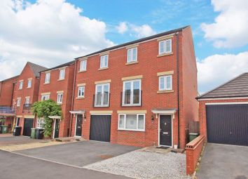 Thumbnail 3 bed semi-detached house for sale in Dixon Close, Enfield, Redditch.