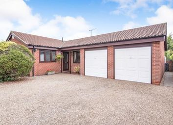 Thumbnail 3 bedroom bungalow for sale in Briar Close, Blackfordby, Swadlincote, Derbyshire