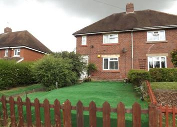 Thumbnail 3 bed semi-detached house for sale in Hall Walk, Coleshill, Birmingham, Warwickshire