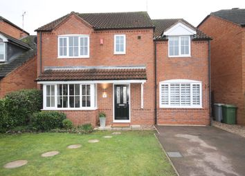 Thumbnail 4 bed detached house for sale in The Osiers, Newark, Nottinghamshire.