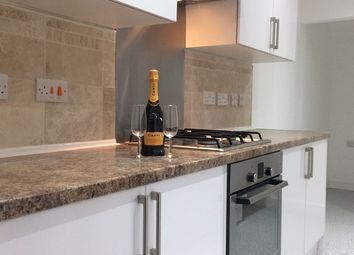 Thumbnail 2 bed terraced house to rent in Badger Avenue, Crewe, Cheshire