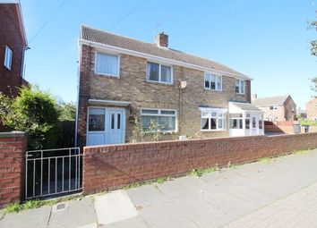 Thumbnail 3 bed semi-detached house for sale in Wellands Lane, Whitburn, Sunderland, Tyne And Wear