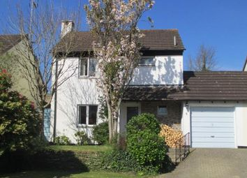 Thumbnail 3 bed link-detached house for sale in Veryan, Truro, Cornwall