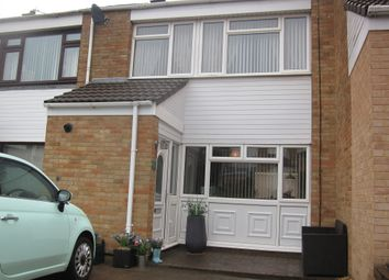 Thumbnail 3 bed terraced house for sale in Cardill Close, Bristol