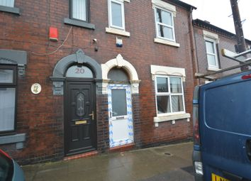 Thumbnail 3 bed terraced house to rent in Festing Street, Hanley
