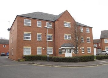 Thumbnail 2 bedroom flat to rent in Clarkson Close, Nuneaton