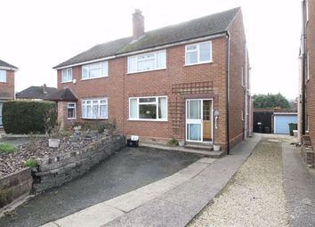 Thumbnail 3 bed semi-detached house for sale in Ryland Close, Halesowen, West Midlands
