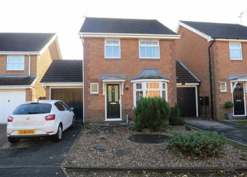 Thumbnail 3 bed detached house to rent in Bird Close, Mansfield, Nottinghamshire
