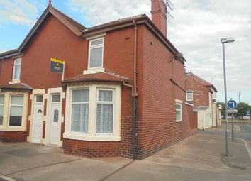 Thumbnail 3 bed end terrace house to rent in Addison Road, Fleetwood