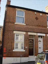 Thumbnail 2 bed end terrace house to rent in Loughborough Avenue, Sneinton, Nottingham