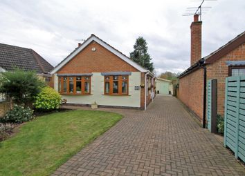 Thumbnail 2 bed detached bungalow for sale in Trentham Gardens, Burton Joyce, Nottingham