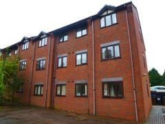 Thumbnail 1 bed property to rent in Granville Gardens, Hinckley