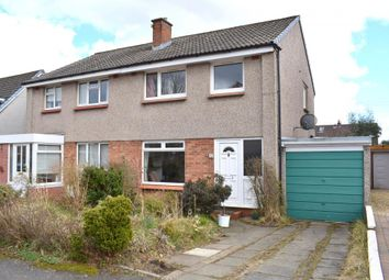 Thumbnail 3 bed semi-detached house for sale in 10 Lowrie Avenue, Penicuik