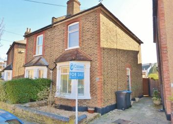Thumbnail 3 bedroom semi-detached house for sale in Linden Crescent, Norbiton, Kingston Upon Thames
