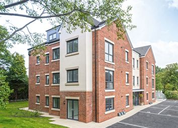 "Thumbnail 2 bed flat for sale in ""Aston Court - Type 4 Second Floor"" at Loansdean, Morpeth"