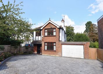 Thumbnail 4 bed detached house for sale in Crystal Palace Park Road, Sydenham