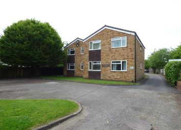Thumbnail 2 bed flat for sale in Wedgewood Court, Green Lane, Walsall, West Midlands