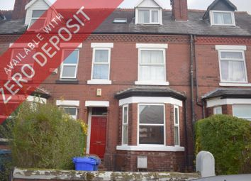 Thumbnail 8 bed property to rent in Ladybarn Lane, Fallowfield, Manchester