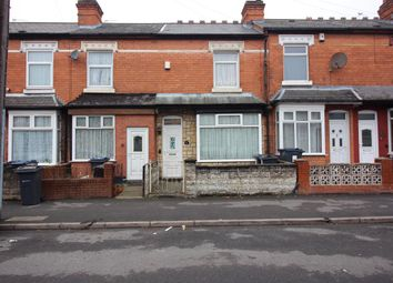 Thumbnail 2 bed terraced house for sale in Medina Road, Tyseley, Birmingham