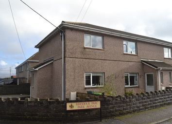 Thumbnail 2 bed flat to rent in Park Avenue, Capel Hendre, Ammanford