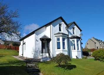 Thumbnail 3 bed semi-detached house for sale in High Road, Kames, Tighnabruaich
