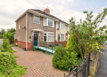 Thumbnail 3 bed semi-detached house for sale in Cliffe House Road, Sheffield