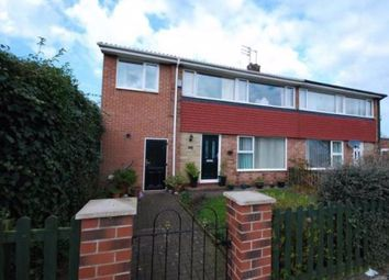 Thumbnail 5 bed semi-detached house for sale in Priory Way, Westerhope, Newcastle Upon Tyne