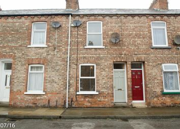 Thumbnail 2 bed terraced house to rent in Gladstone St, Acomb, York