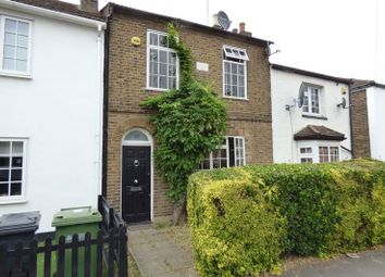 Thumbnail 3 bed cottage to rent in Eleanor Road, Waltham Cross