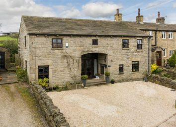 Thumbnail 4 bed cottage for sale in Ryecroft, Harden, Harden, West Yorkshire