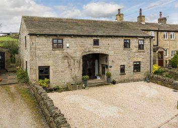 Thumbnail 4 bed cottage for sale in Ryecroft, Harden, Harden, West Yorkshire