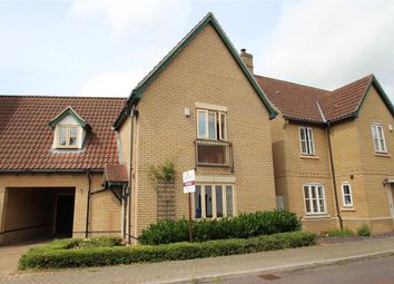 Thumbnail 4 bedroom link-detached house for sale in Havergate Road, Ravenswood, Ipswich