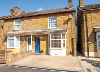 Thumbnail 3 bed semi-detached house for sale in Chapel Grove, Addlestone