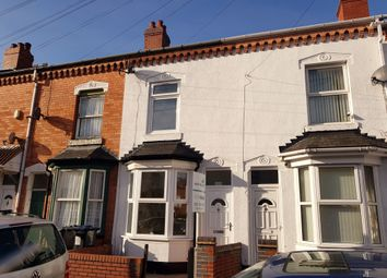 Thumbnail 3 bedroom terraced house for sale in Ernest Road, Sparkhill, Birmingham