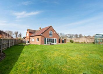 Thumbnail 5 bed detached house for sale in Church Lane, Figheldean, Salisbury, Wiltshire