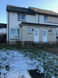 Thumbnail 2 bed semi-detached house to rent in Easter Langside Avenue, Dalkeith, Midlothian